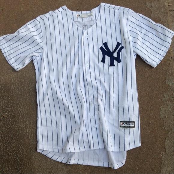 size 40 e46d1 fb756 Aaron Judge New York Yankees Stripper Jersey